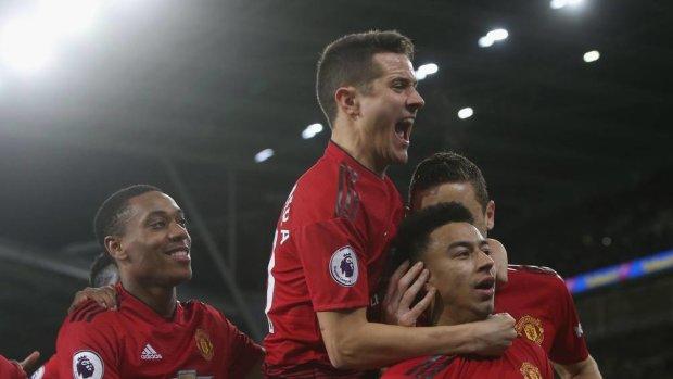 Манчестер Юнайтед у дебютній грі Сульшера розгромив Кардіфф
