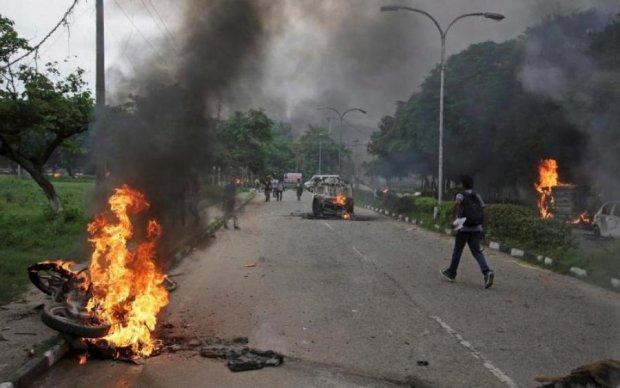 В Індії сектанти влаштували смертельну бійню: десятки загиблих