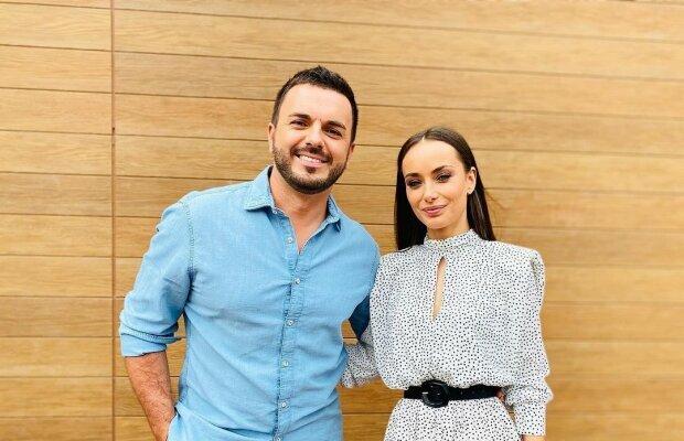 Ксения Мишина и Григорий Решетник, фото с Instagram