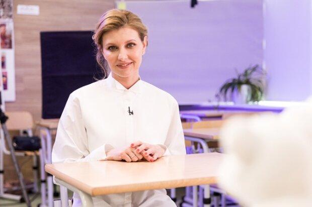 Олена Зеленська, прес-служба 1+1