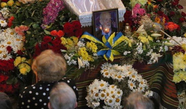 У Львові поховали відомого українського художника