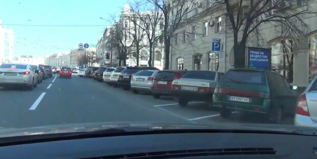 """В Запорожье пенсионерка объявила войну """"оленям"""" за рулём и стала грозой района - """"Паркуйтесь по-человечески!"""""""