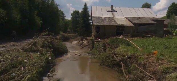 Потоп, фото: скріншот з відео