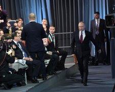 Ежегодная конференция Путина