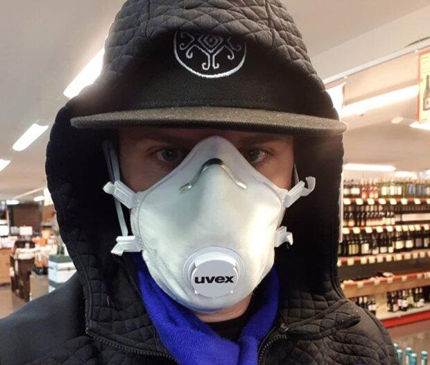 Дмитро Комаров, фото з Facebook