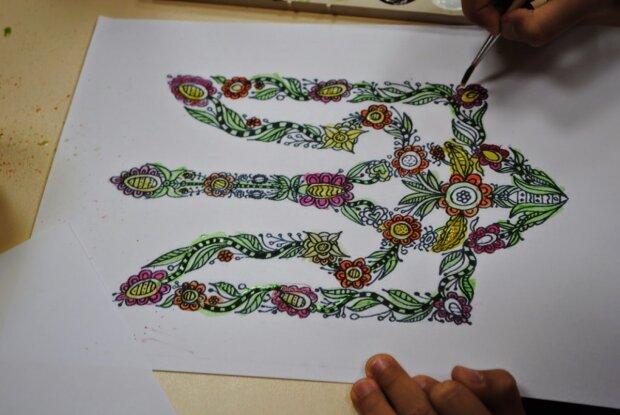 символика тризуба