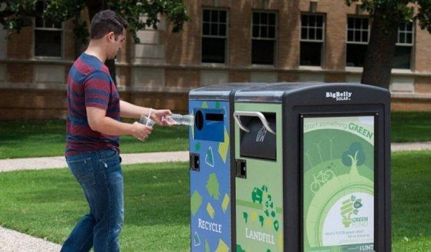 Американські смітники переобладнають на WiFi-точки