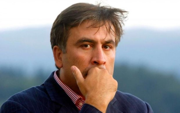 Саакашвили устроил разнос краснолицему министру: видео