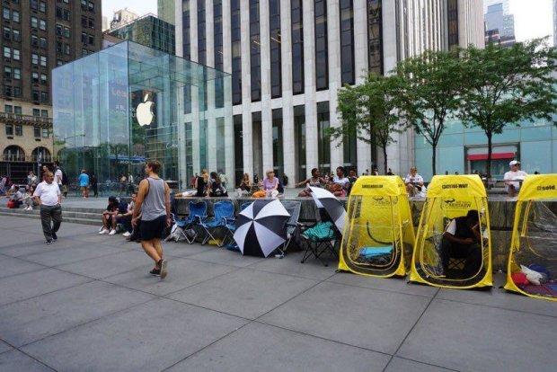 Huawei поглумилась над фанатами iPhone
