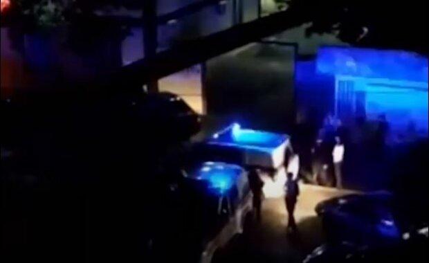 Перестрілка в Дагестані, скріншот: YouTube
