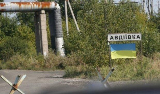 Обстрелы боевиков оставили Авдеевку без водоснабжения