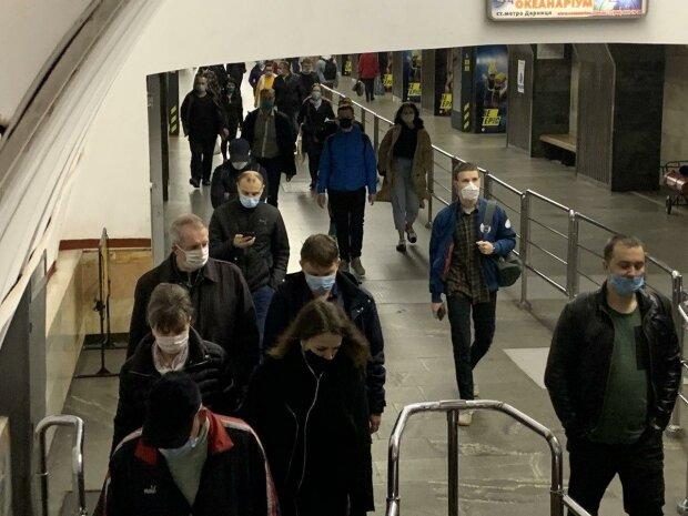 Первые свидания киевлян попали на карту метро: узнай себя