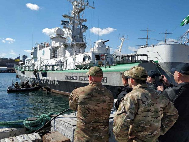 Украинский спецназ взял на абордаж вражеский корабль: детали операции и мощное видео