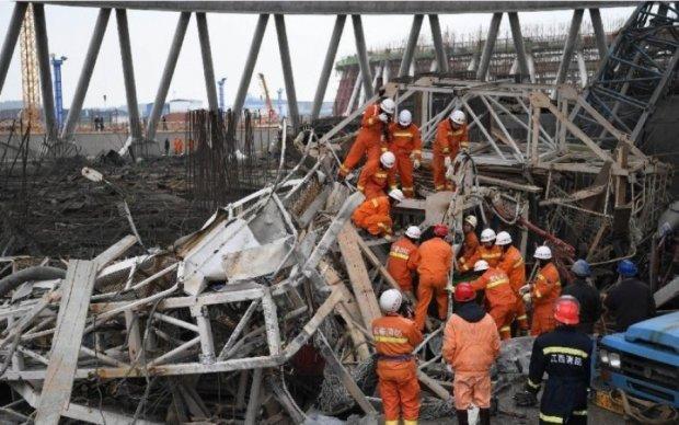 Авария на электростанции в Китае: 9 погибших и двое травмированных