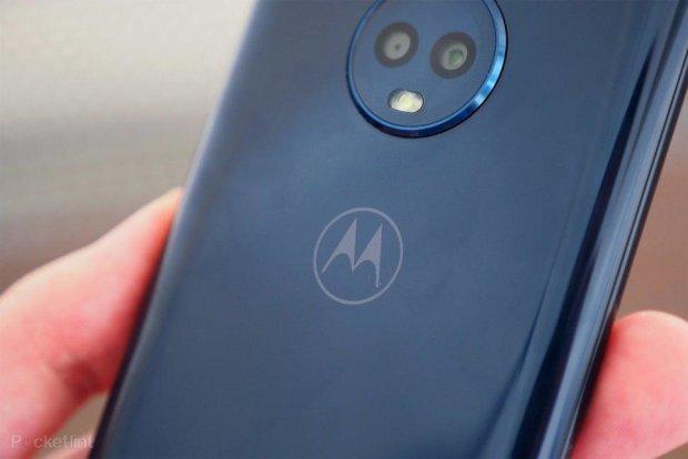 Motorola Moto G7 вперые засветился на фото