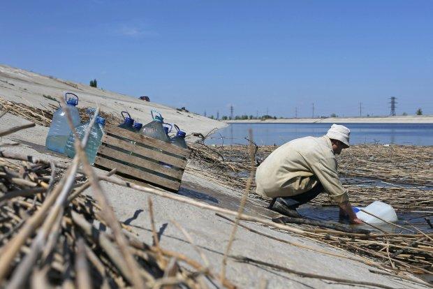 Северный Крым будет «подпитан» водой свостока