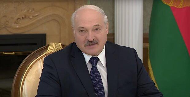 Олександр Лукашенко, скріншот: Youtube