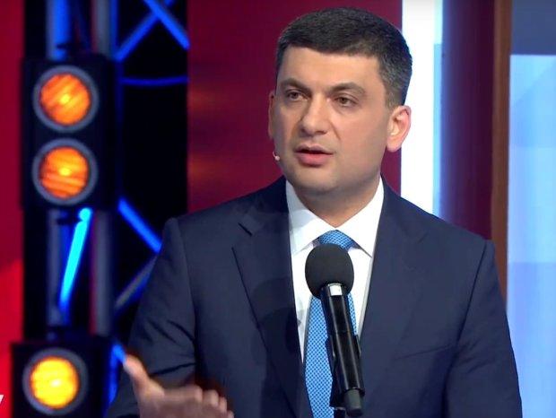 """Володимир Гройсман в ефірі """"Право на владу"""""""