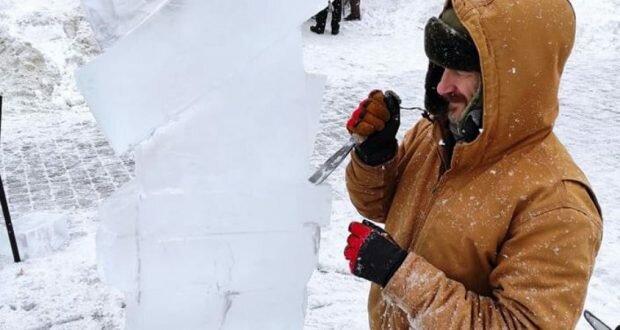 Техасский маэстро сотворит в Тернополе ледяное чудо: за работу!