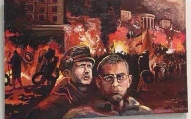 """""""Революции готовят гении, делают романтики, а пользуются плодами – негодяи"""", - блогер расскрыл весь цинизм картины Чорновол"""