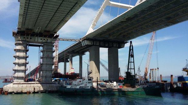 Міст Путіна вбив Азовське море і Керченську протоку: окупантам плювати