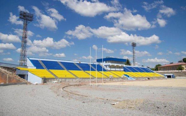 У Житомирі активно готуються до повернення у професійний футбол