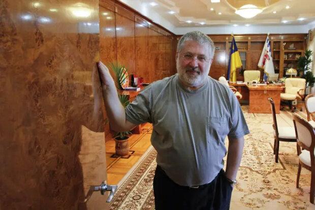 Коломойский, фото из свободных источников