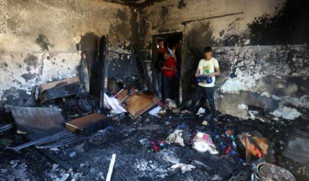 В Ізраїлі обіцяють покарати винних у жахливій смерті палестинської дитини