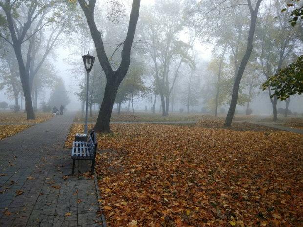 Туман и тучи: погода устроит винничанам серый вторник 22 октября