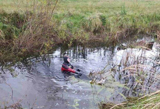 На Львовщине на дне пруда нашли изувеченные останки мужчины: два года грызли бобры