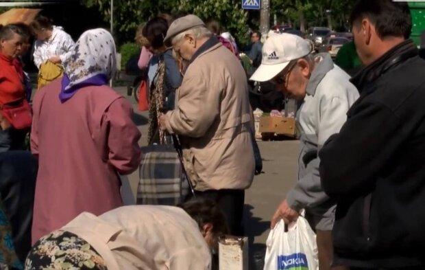 Пенсіонери / скріншот з відео