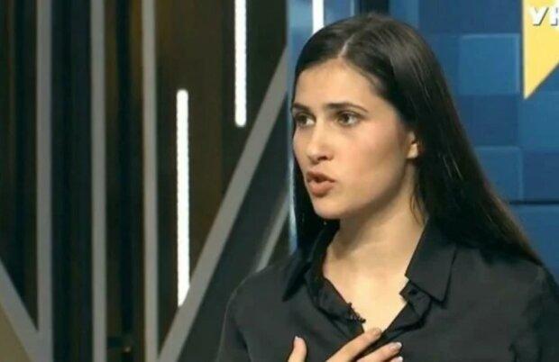 Галина Янченко, кадр з відео