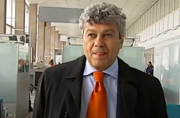 Мирча Луческу, скриншот видео