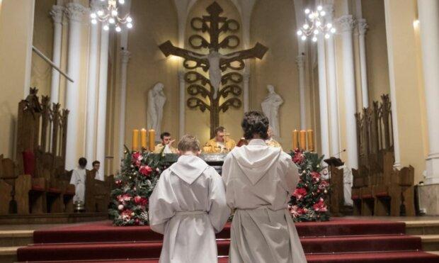 Італійська церква, скріншот: YouTube