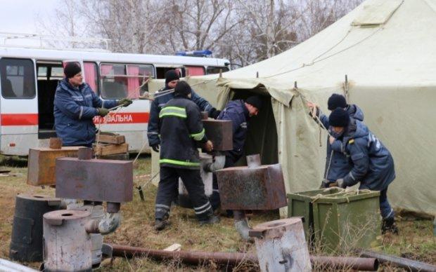 Разминирование в Балаклее: спасатели ликвидировали последствия взрывов