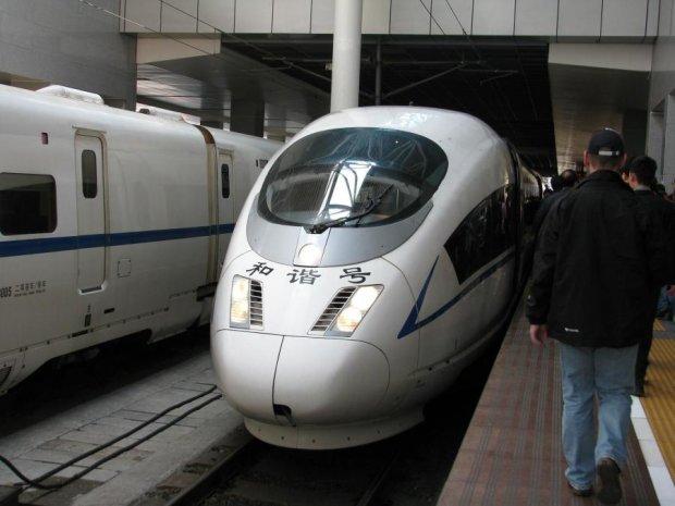 Китайцы готовятся побить железнодорожный рекорд