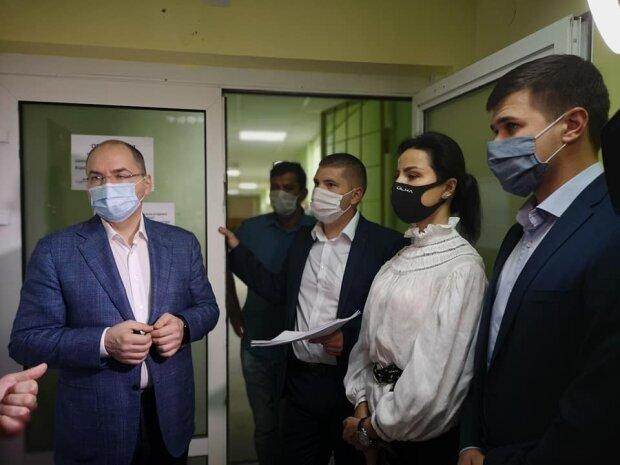 Степанов примчал во Львов ради пересадки органов