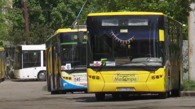 Мэр Тернополя Надал пустил тернополян в транспорт и бросил вызов Шмыгалю