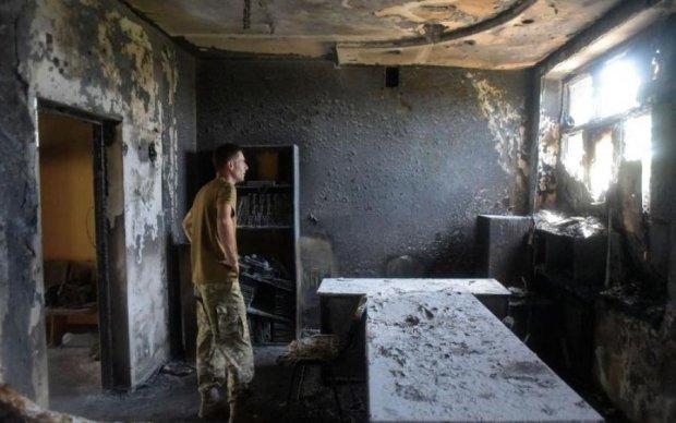В Маріуполі через меню українською скалічили прикордонників
