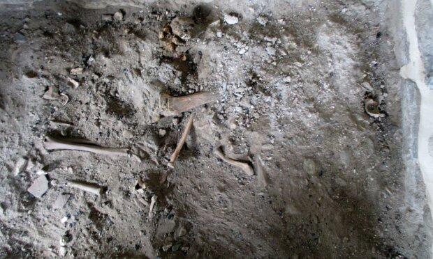 женские кости на горе Афон, фото: Phaidon Hadjiantoniou
