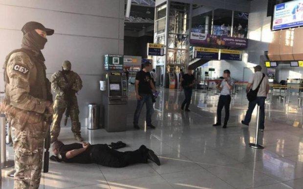 """В сети показали """"домик"""" харьковского копа-взяточника"""