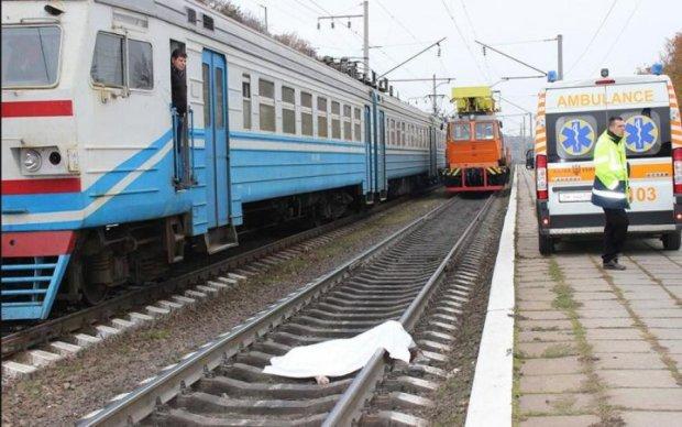 Поезд раздавил украинскую телеведущую: подробности