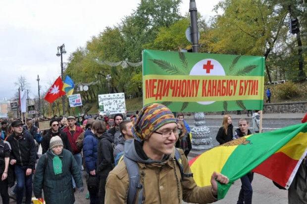 """В Киеве проведут """"Конопляный марш свободы"""": что думают украинцы о легализации каннабиса"""