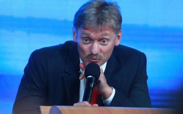 Пєсков натякнув Європі, що живим Сенцова не відпустять