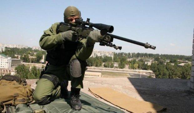 На Миколаївщині відкрилася перша українська школа снайперів