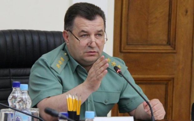 Украинцы напали на Полторака и требуют казни