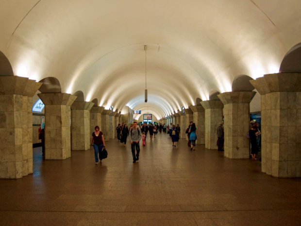 В киевском метро произошла страшная трагедия: первые подробности