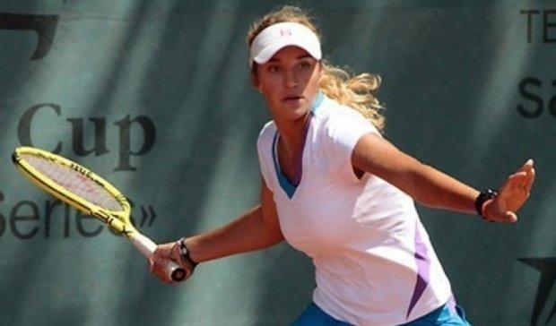 Українська тенісистка стала переможницею турніру в Греції