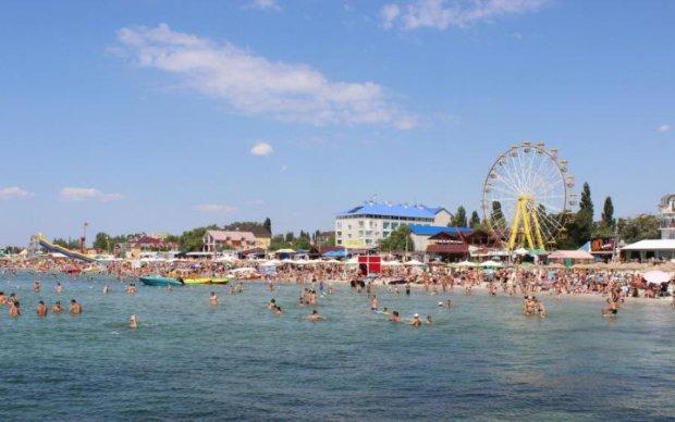 Улюблений курорт українців арештували
