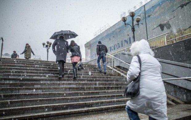 Погода на 18 березня: відразу два циклони навідаються до України